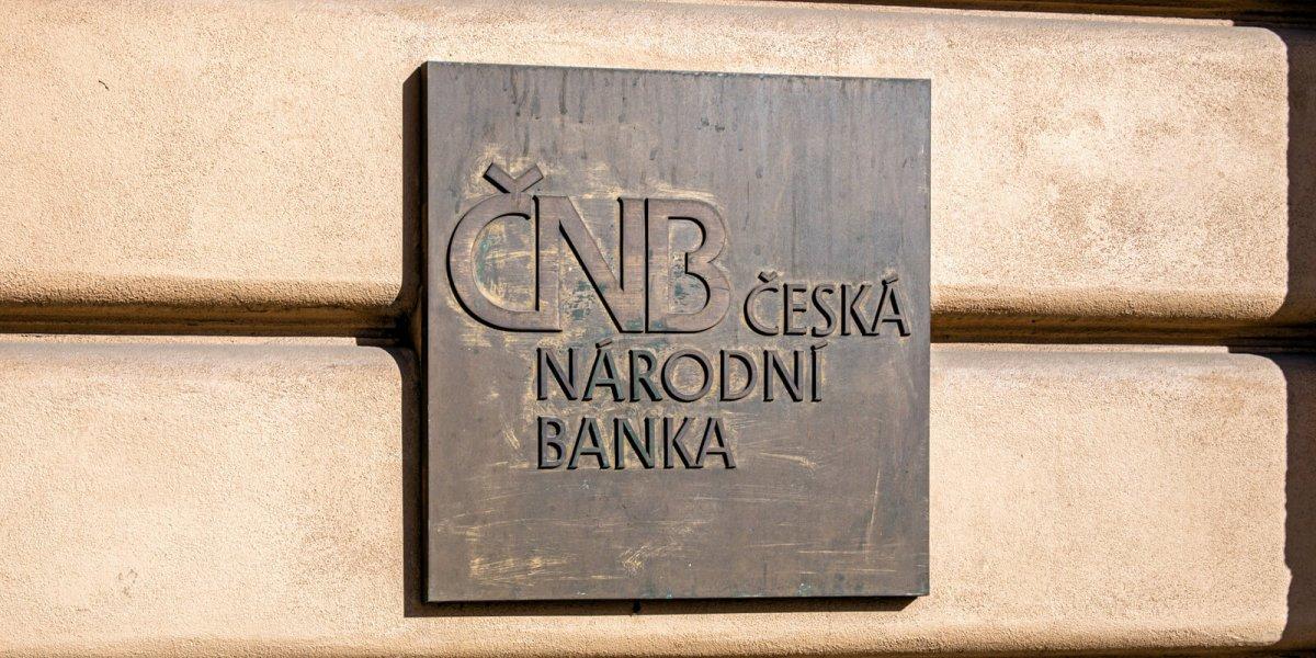 Hlavní obrázek pro článek ČNB zvedla úrokové sazby o 0,75procentního bodu, nejvíc od roku 1997