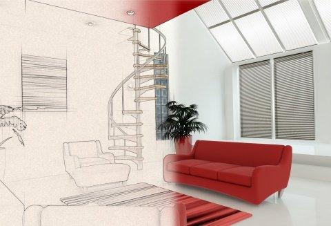 Hlavní obrázek pro článek Rekonstrukce bytu: Nezapomeňte na důležitá povolení
