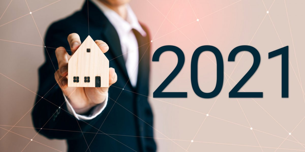 Hlavní obrázek pro článek Jaké změny nás čekají na realitním trhu v roce 2021?