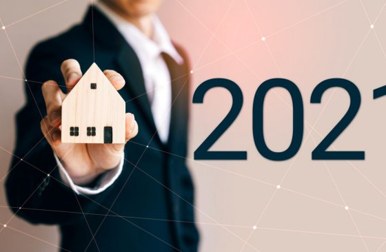 Jaké změny nás čekají na realitním trhu v roce 2021?